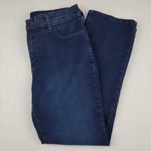 NYDJ Jeans Straight Leg 14P
